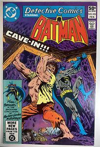 Detective Comics (1937) #499 in 9.2 Near Mint-