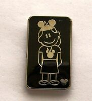 Disney Pin WDW Hidden Mickey Pin Series III Daughter With Mouse Ears