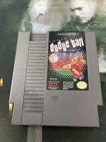 Super Dodge Ball (Nintendo Entertainment System, 1989) Cleaned, Tested & Works