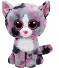 Ty Beanie Boos Medium - Lindi The Pink Cat 370672