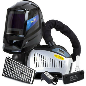 AIR FED WELDING HELMET Magnum P1004 Waist Belt Filter