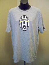 New-Minor Flaw-Juventus Football Club Youth XLarge (18) Gray Shirt
