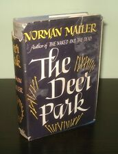 The Deer Park, Norman Mailer, 1957 first UK edition with d/j