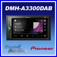 "Pioneer DMH-A3300DAB 6.2"" Touch Screen Media Player Bluetooth USB iPod DAB/DAB+"