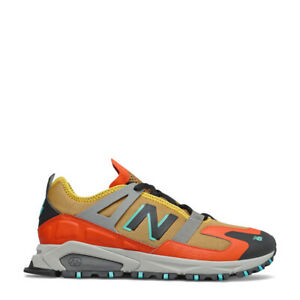New Balance XRCT Trail Running Trainer Orange / Tan - NEW!