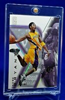KOBE BRYANT UD SPX GOLD LINES SOARING SP LOS ANGELES LAKERS LEGEND MAMBA HOF