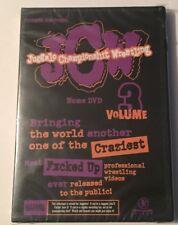 Insane Clown Posse - Juggalo Championship Wrestling Vol. 3 (DVD, 2003)