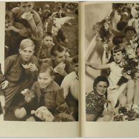 Photo Book of German Children 1930s Girls and Boys Germany Kids Youth Teen Madel