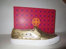 TORY BURCH Sneakers Bronze Metallic Gold Gr.41,5 US 10,5  Schuhe Sneaker