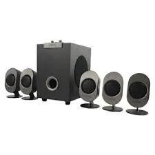 SK  CMP-SP51 Konig 5.1 Speaker Set