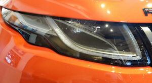 Land Rover OEM Range Rover Evoque L538 2016 Adaptive LED Black Design Headlights