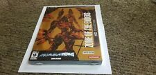 Zone of the Enders HD Collection Limited Edition (PlayStation 3, 2012) PS3 New