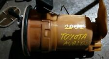 TOYOTA AVALON 2002 FUEL PUMP ASSEMBLY FITS 07/00-06/05 77020-06040 101961-8110