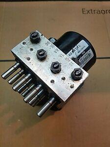 AUDI Q7 4L ABS PUMP CONTROLLER 4L0614517L TESTED⭐