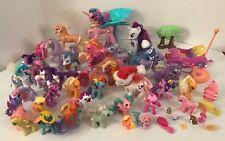 Huge My Little Pony Lot & Accessories Shining Armor Unicorn Mistletoe Fluttershy