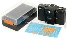 Lomo LC-A c/w 1:2.8 32mm Minitar 1 Lens ** LOMOGRAPHY ** Excellent FULLY Working