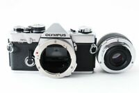 Olympus OM-2N SLR 35mm Film Camera w/ 50mm f/3.5 Lens From Japan [Exc+++]