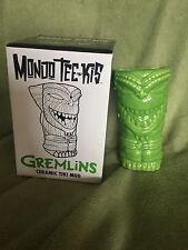 Free*Postage New Green Gremlins  Ceramic Tee kis Mug Tiki Mondo x Drafthouse