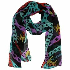 Salvatore Ferragamo Scarf 100% Silk Scarves for Women