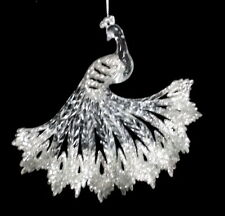 Katherine's Collection Peacock Ornament - NWT