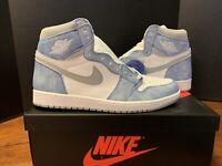 Nike Air Jordan 1 Retro High OG Hyper Royal Men's Shoes (555088-402) sz 13M
