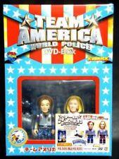 New KUBRICK Team America World Police DVD-BOX Limited MEDICOM Toy F/S Rare Japan