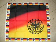 Rarität ! Fahne DFB Deutschland Fussball Fanartikel ca. 65 x 60 cm Lizenzartikel