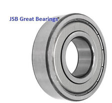 "(Qty.10) R6-ZZ metal shields bearing R6 ZZ ball bearings 3/8"" x 7/8""x 9/32"""