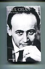 PAUL CELAN #I Classici della Poesia Anno I n.8 # VOL.II #Mondadori 2012 - Nuovo