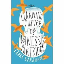 The Learning Curves of Vanessa Partridge - Paperback / softback NEW Strahan, Cla