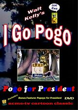 I Go Pogo: Pogo for President DVD NTSC Worldwide-New
