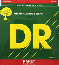 DR RPB5-45 Rare BASS Guitar Strings 5-string set medium gauges 45-125