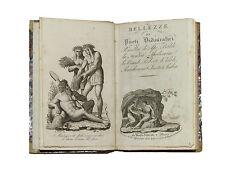 Libro Bellezze de' Poeti Didascalici Raccolte a Cura Niccolini e Bertolotti 1826