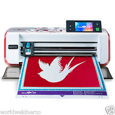 Brother ScanNCut CM100DM Fabric Paper Cutting Machine+Built-In Scanner+USB Stick