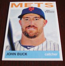 2013 Topps Heritage High Number On line exclusive John Buck Mets