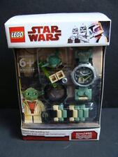 NEW LEGO STAR WARS Yoda Watch Minifigure 9002069 Links Bricks Minifigure NIB