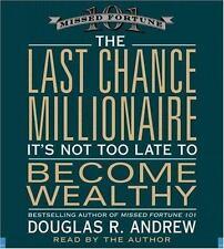 New 3 CD Last Chance Millionaire Douglas Andrew