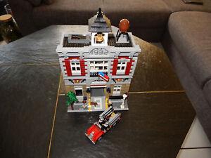 LEGO Creator Expert 10197 Feuerwache - mit OVP u. Bauanleitung  Modular Building