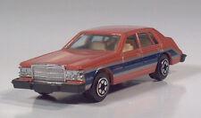 "Vintage Yatming 1026 Cadillac Seville Elegante 3"" Scale Model 1980 1981 1982"