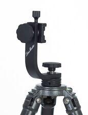 LensMaster TravellerT1 light-weight BLACK Gimbal Head