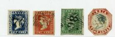 India - 4 different litho's