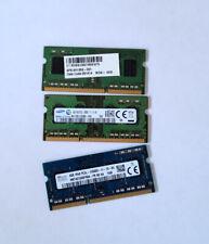 SAMSUNG 4GB DDR3L 1600Mhz PC3L-12800 SODIMM (LAPTOP MEMORY)