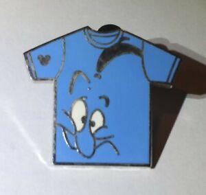 Vintage 2008 Genie t Shirt Hidden Mickey Disney Cast Lanyard Series Trading Pin