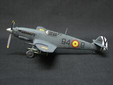 1/72 Hispano Aviacion Ha 1109 K1-L Messerschmitt Bf109-J PRO BUILD & PAINT MODEL