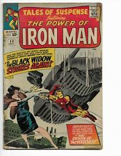 Tales Of Suspense 53 - G/Vg 3.0 - 2Nd Appearance Of Black Widow (1964)