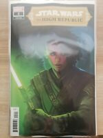 STAR WARS HIGH REPUBLIC 2 ASHLEY WITTER 1:25 VARIANT FIRST PRINT MARVEL COMIC NM