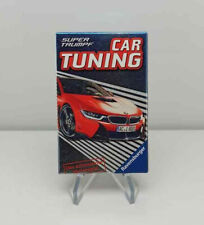 SUPER TRUMPF von Ravensburger Car Tuning   Autos Motorsport Quartett NEU & OVP