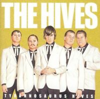 The Hives - Tyrannosaurus Hives (2004) CD NEW