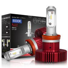 H8 H9 H11 6200k LED Headlight Kit Globe Bulb Lo Beam for Toyota Kluger 2014-2017