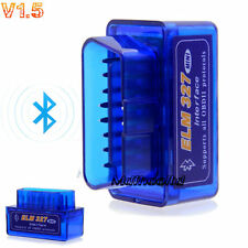 Mini Bluetooth OBD Car Code Reader Auto Diagnostic Scan Tool V1.5 ELM327 OBD2 UK